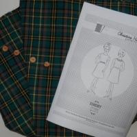 Ma robe  Emery (première copie #jecoudsmagarderobecapsule2017)